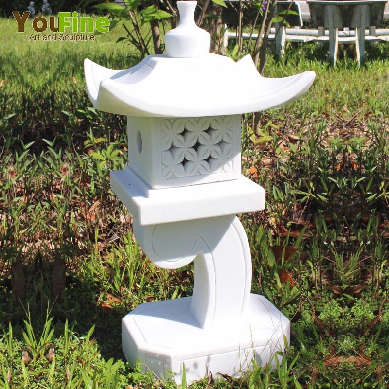 Outdoor Decoration Granite Pagoda Lantern