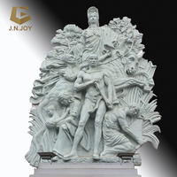 JN-RT-SS09 famous wall relief sculpture relief marble statue