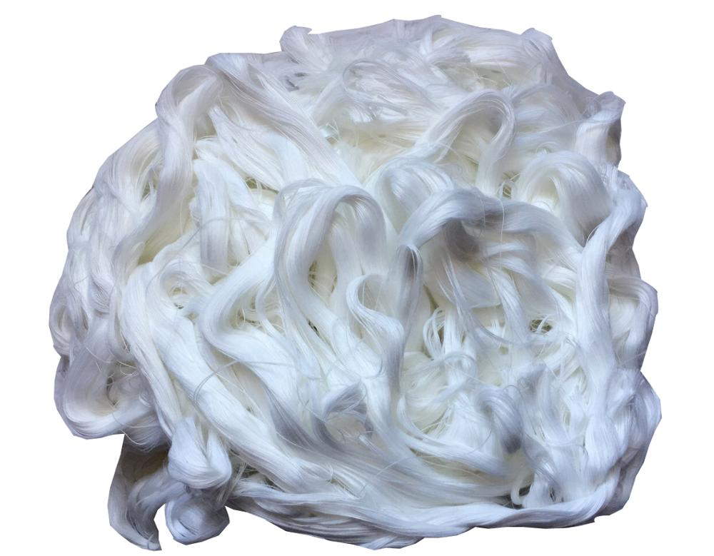 white polyester yarn <strong>waste</strong> of high quality with best price