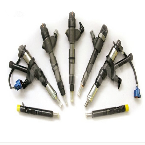 how to clean common rail injectors