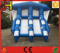 Cheap 6 Person Inflatable Flying Fish Banana Boat In Dubai