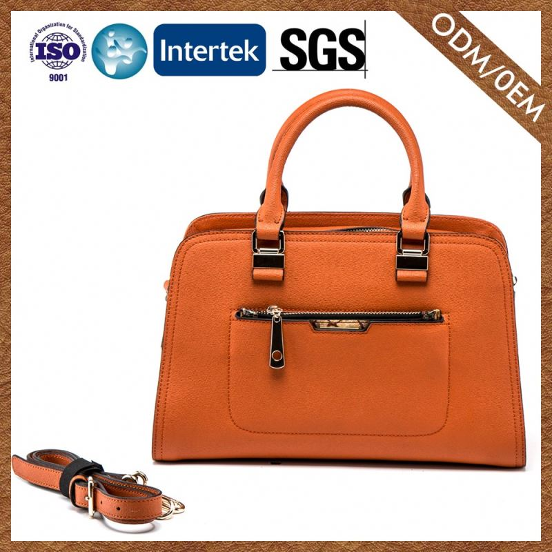 New Arrival Custom-Made Lady Handbag Quality Assured Leather Ladies Shoulder Bag