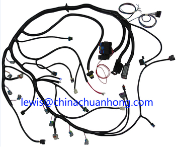 Gm 2009 - 2014 Lh6/ly5/lmg/lh8 (5 3l) Standalone Wiring Harness W/6l80e 90e  E38 Ecm T43 Tcm - Buy Lh8 Standalone Wiring Harness,Corvette Standalone