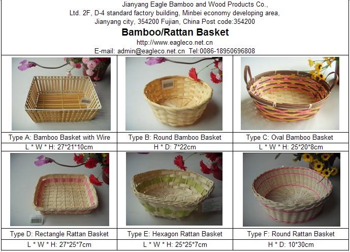 खाद्य सुरक्षित पर्यावरण के अनुकूल पर्यावरण कस्टम सस्ते चिप पिकनिक टोकरी स्ट्रॉबेरी फल बांस लकड़ी डिस्पोजेबल टोकरी