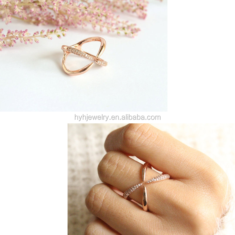 Famous high quality opal jewelry design personalized silver simple opal rings for women