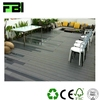 WPC DIY decking Floor solid wpc Outdoor decking floor