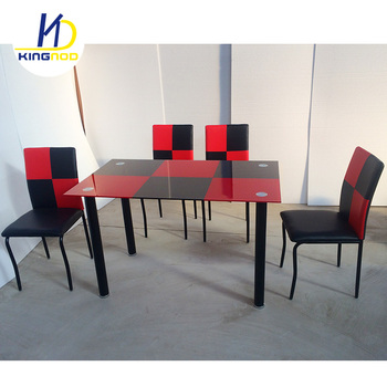 Hot Sell Glass Dining Room Table,rectangular Dining Table,philippine Dining  Table Set