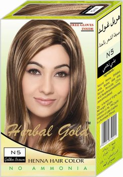 Herbal Gold Golden Brown Henna Hair Color Buy Henna Hair Dye