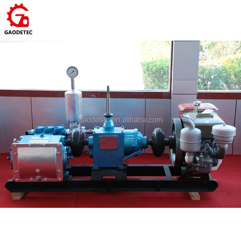 BW150 Triplex Piston Diesel Mud Pump