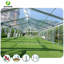 15x30 m di lusso chiaro <span class=keywords><strong>tenda</strong></span> in Sud Africa