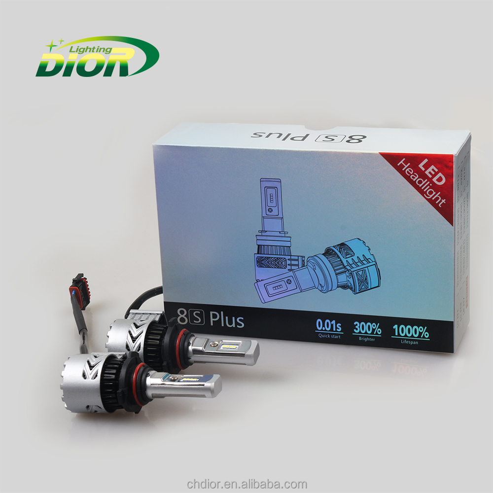 Dongguan Manufacturer Discount sale auto parts high quality led automotive headlight for cars