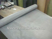 Plain weaving Stainless Steel Security Screen factory supply/202 SS wire mesh for many years
