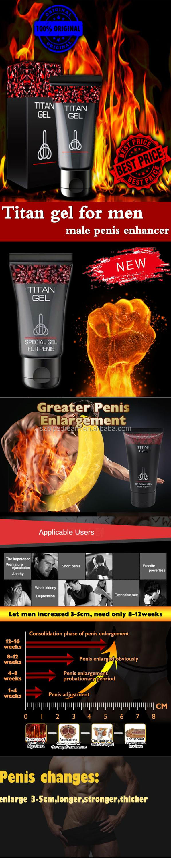 titan gel penis enlargement cream male enhancement original