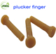 High Quality Poultry Rubber Plucking fingers 8.5cm Chicken Duck Quail Feather Removal Machine Plucking Machine
