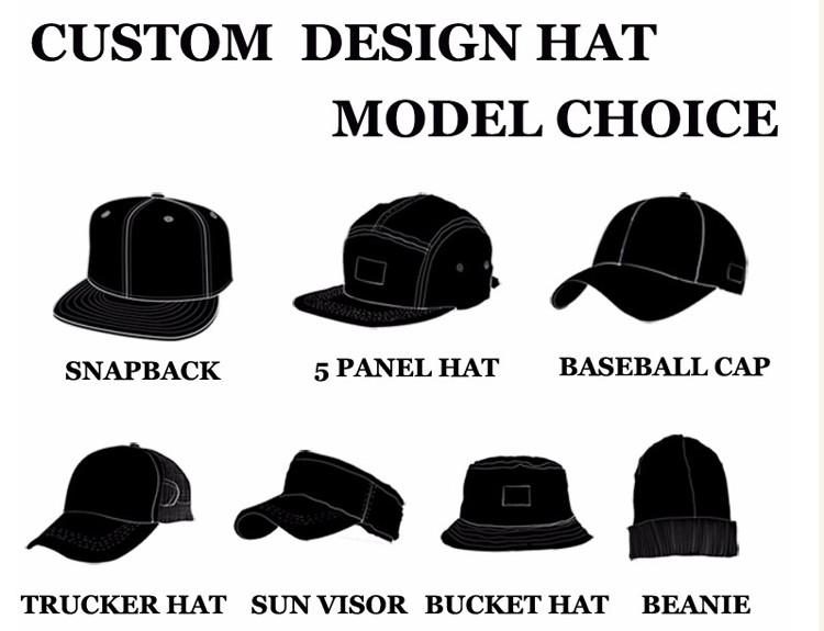 86e7eb532f1 Navy Custom Logo Baseball Cap + Snapback 100% Cotton Twill Van Cap ...