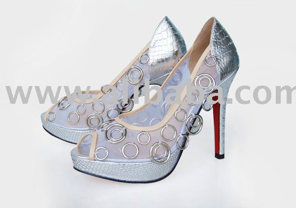 popular storm in 2010---women high heels,brand women dress shoes,dropship and paypal