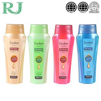 0% Silicone Oil Plant Keratin Hair Shampoo In Stock