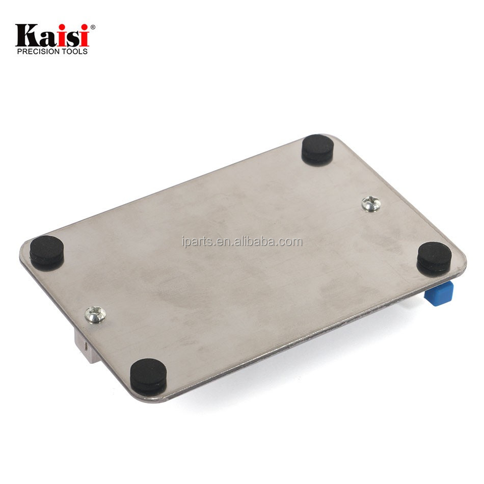 Kaisi K 1209 Pcb Jig Holder Smd Soldering Platform For Phone Circuit Fixtures Repairing Boards Stainless Steel Board Clamp Fixture