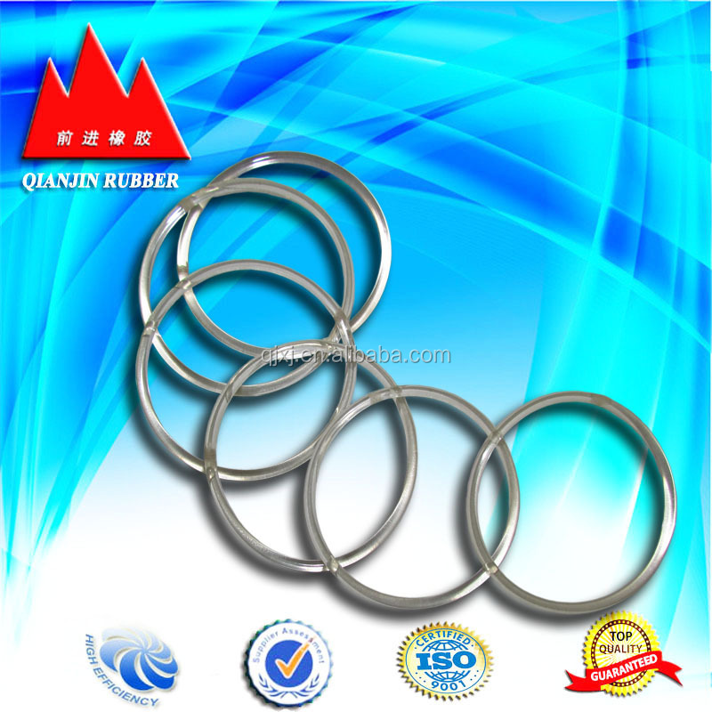 silicone rubber seal ring / thick o ring / liquid o ring