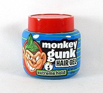 Monkey Gunk Hair Gel Extreme Hold Men S Boys Styling Pomade
