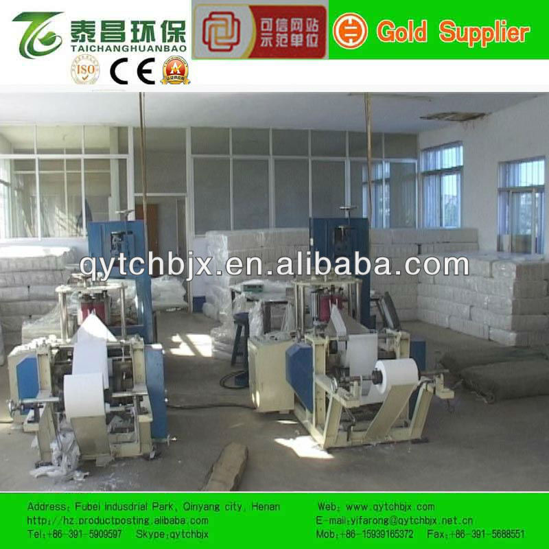 Taichang 787mm 0.8-1TPD Single-dryer can and Single-clinder mould Toilet Paper Manufacturing Machine