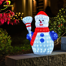 outdoor christmas outdoor inflatable christmas santa and snowman