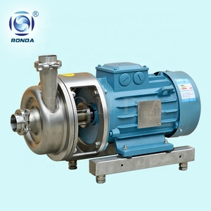 RDRM ss304 material wine transfer pump food grade sanitary alcohol pump