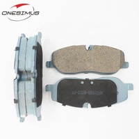 D1098 Ceramic Front Cheap Auto Parts Brake Pad For Land Rover