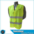 Hot selling reflective vest high visihility Yellow Safety Vest