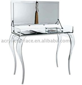 Exceptionnel Acrylic Vanity Table