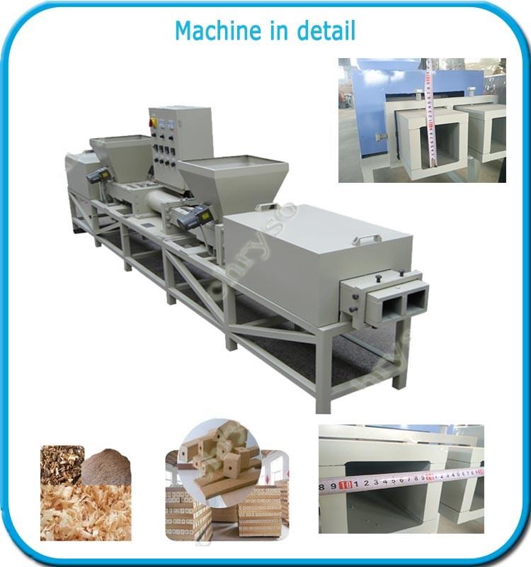 wood making machine