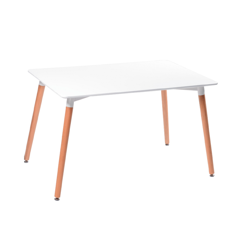 cheap ikea modern minimalist white nordic wood furniture write small apartment conference table. Black Bedroom Furniture Sets. Home Design Ideas