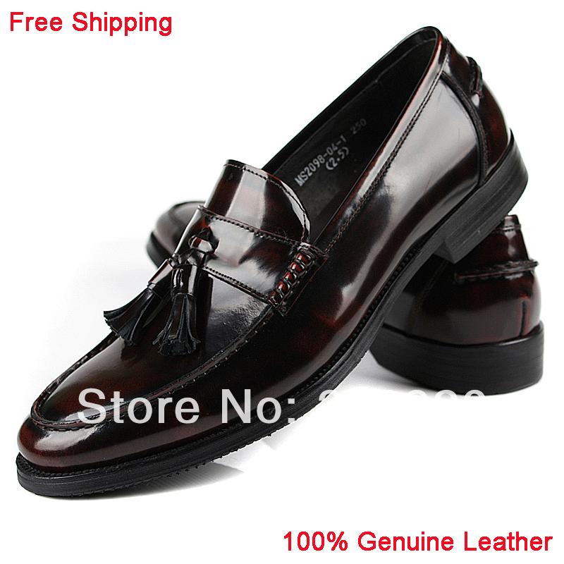 Mens Italian Style Dress Shoes