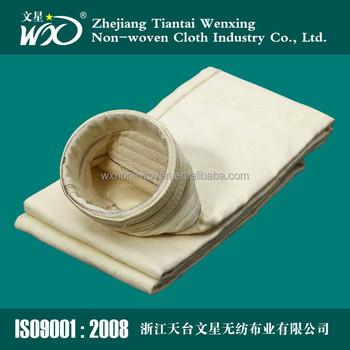 Pps Metamax Aramid Glass Fibre Acrylic High Temperature Filter Bag ...