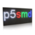 P5 indoor SMD fullcolor video led display module led display panel