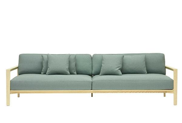Wooden Sofa Bed Italian Style Sofa Set Living Room Leder