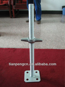 factory price cold rolled steel Jack system / formwork construction