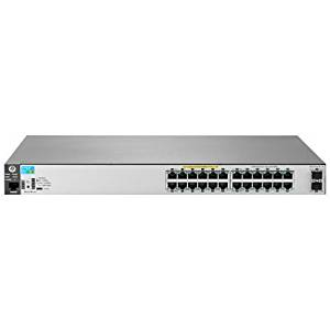 J9854A HP 2530-24G-PoE+-2SFP+ Switch - 24 Ports - Manageable - 24