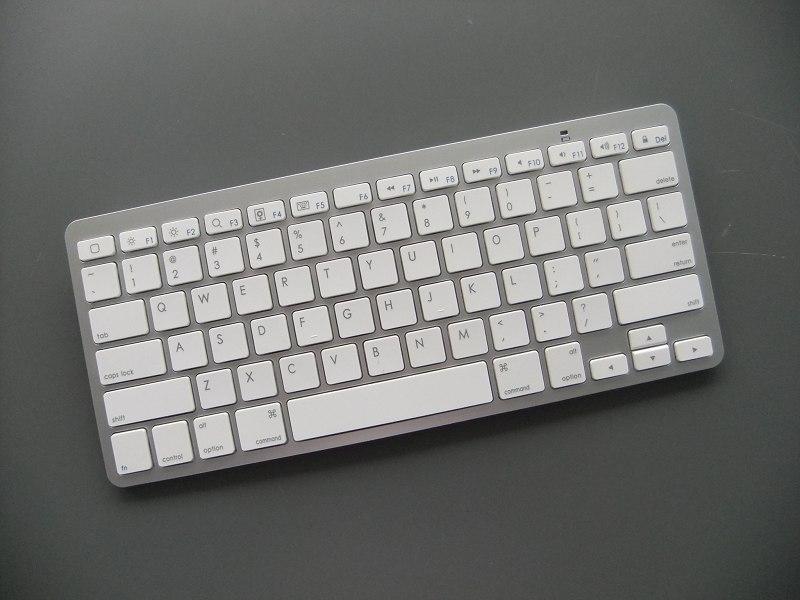 Laptop Bluetooth Korean Keyboard For Apple Mac