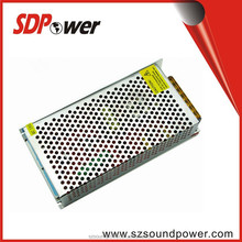 SDPower high quality 5~48V 80W LED CCTV POWER SUPPLY with CE,FCC