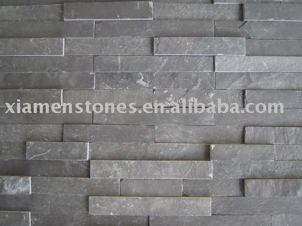 Grey Wall Slate Tile Flooring Product On Alibaba