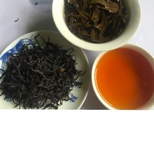 Black tea product Double-Fermented Processing Type and green ISO CertificationTea brands black tea