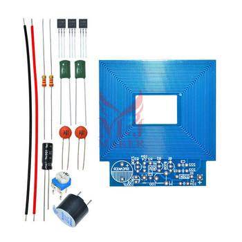 Diy Simple Metal Detector Metal Locator Kit Dc 3v 5v Electronic