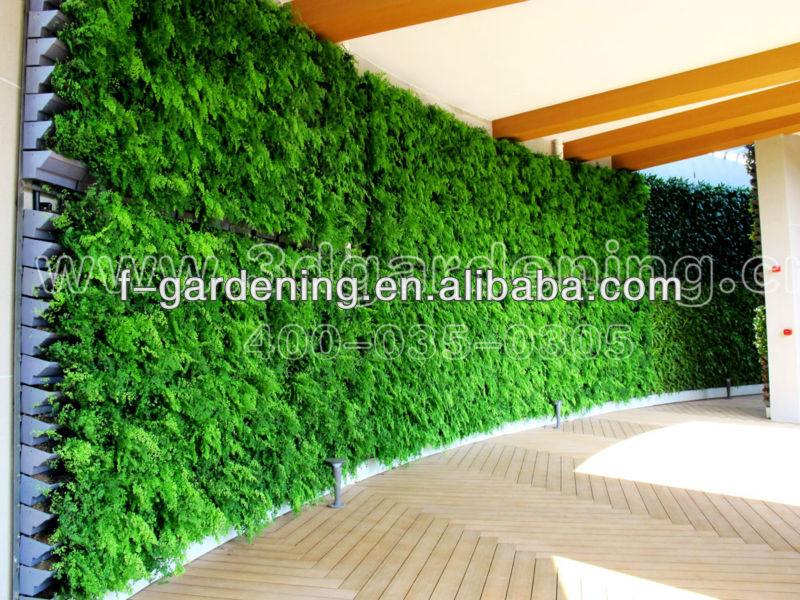 Vertical Garden Planters >> Artificial Vertical Garden Pots Sl Xq3319 Modular Green Wall System Vertical Garden Green Wall Buy Artificial Vertical Garden Vertical Garden Green