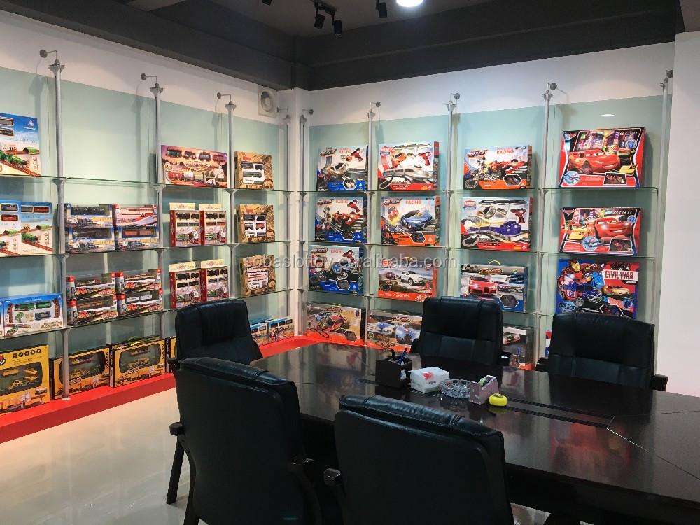 Soba Toys Factory Slot Toy Racing Car Slot Track Train Set 1:43 Electric  Slot Car Racing Track Set - Buy Slot Car Racing Sets,Electric Toy Train