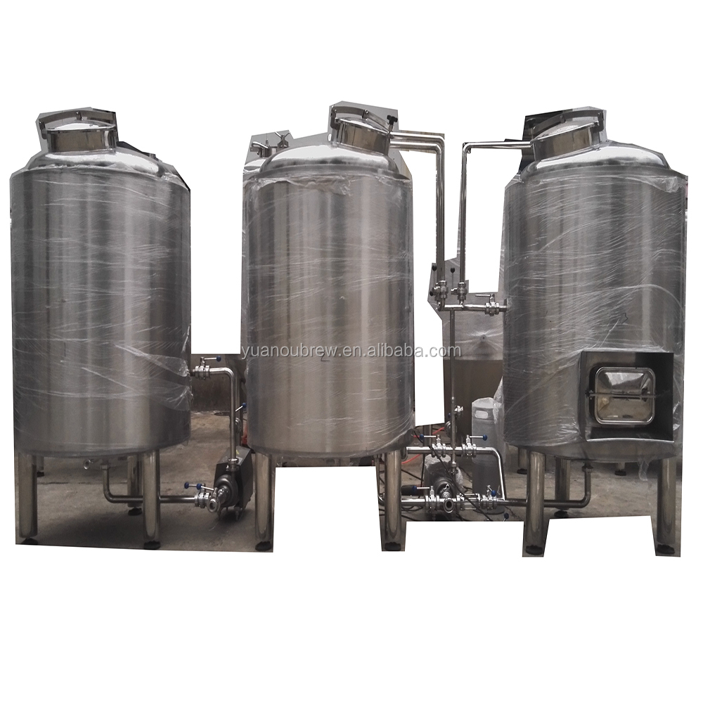 600L beer brewing equipment also keg filling machine