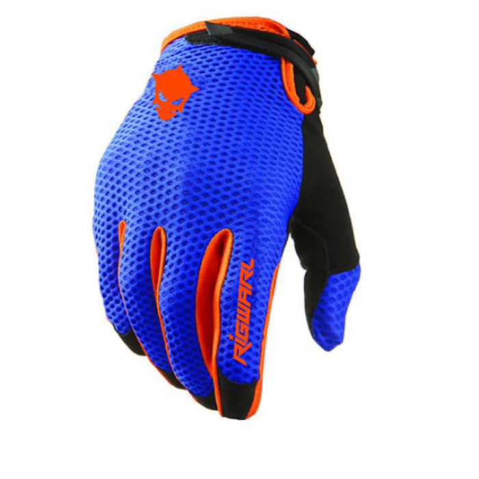 RIGWARL New Bicycle & Auto Racing Sportswear Black Racing Cycling Gloves With OEM Service