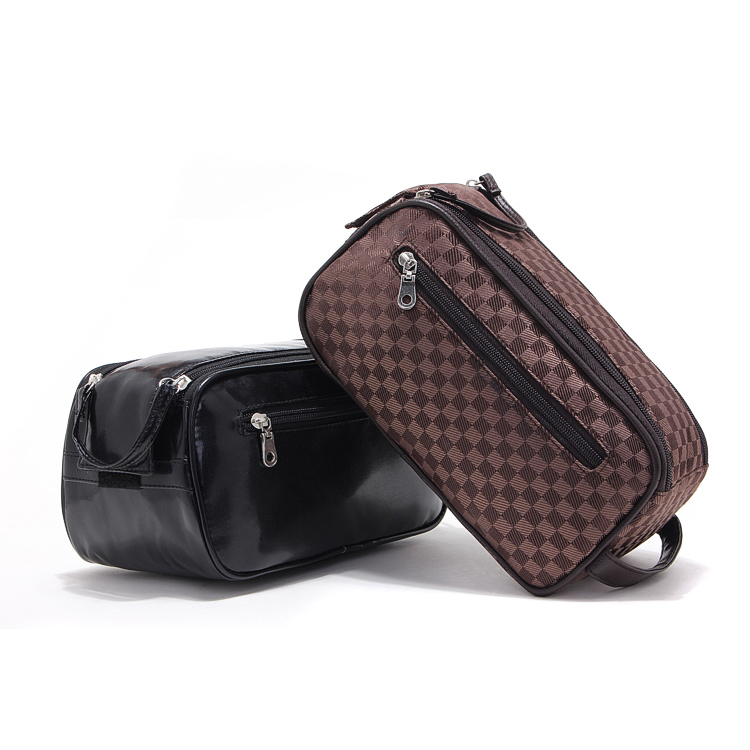 Get Quotations   Large capacity cosmetic bags men business clutches travel  makeup cases black plaid high quality outdoor toiletry. Cheap Toiletry Bags Australia  find Toiletry Bags Australia deals