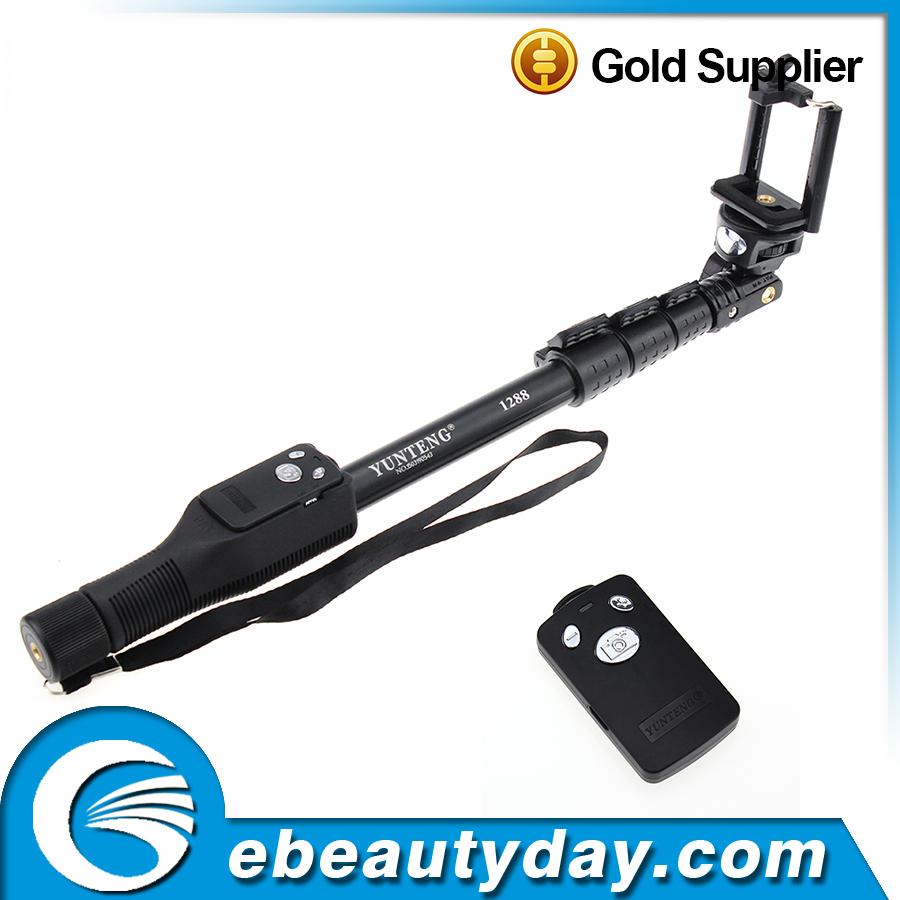 Whole Yunteng Selfie Stick Remote Shutter Monopod Yt Black Bluetooth