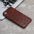 Luxury Custom Genuine Leather Phone Case Real Leather Mobile Phone Case